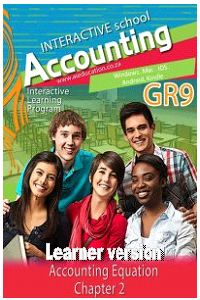 Chapter 2 Accounting Equation - R20